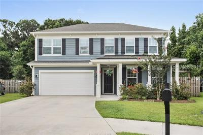 Bluffton Single Family Home For Sale: 73 Independence Place