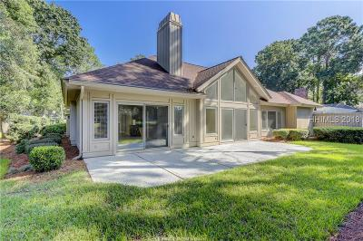 Beaufort County Single Family Home For Sale: 33 Cottonwood Lane