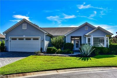 Bluffton Single Family Home For Sale: 31 Pinckney Drive