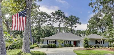 Beaufort County Single Family Home For Sale: 23 Pineland Road