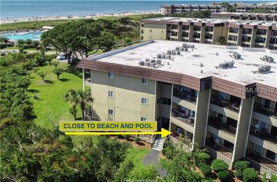 Beaufort County Condo/Townhouse For Sale: 40 Folly Field Road #C126