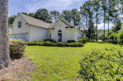 Bluffton Single Family Home For Sale: 199 Pinecrest Circle