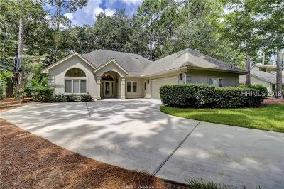 Beaufort County Single Family Home For Sale: 6 Pine Sky Court