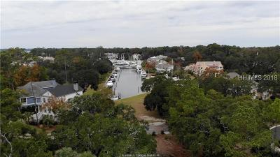 Hilton Head Island Residential Lots & Land For Sale: 18 Indian Hill Lane