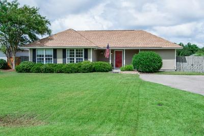 Single Family Home For Sale: 45 Shamrock Circle