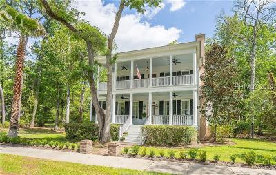 Beaufort Single Family Home For Sale: 20 Treadlands