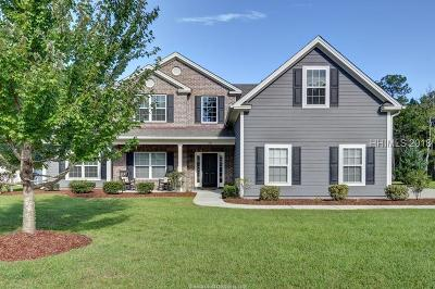 Bluffton Single Family Home For Sale: 156 Station Parkway