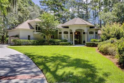 Hilton Head Island Single Family Home For Sale: 50 Richfield Way