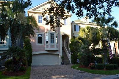 Hilton Head Island Single Family Home For Sale: 30 Corrine Lane
