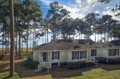 Daufuskie Island Condo/Townhouse For Sale: 142 Ave Of Oaks #404