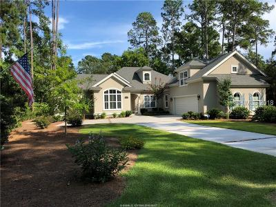 Beaufort County Single Family Home For Sale: 14 Balsams Court