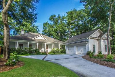 Saint Helena Island Single Family Home For Sale: 662 Island Circle E