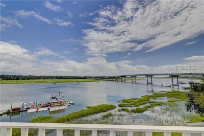 Hilton Head Island Condo/Townhouse For Sale: 141 Helmsman Way #302B