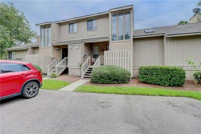 Hilton Head Island Condo/Townhouse For Sale: 5 Gumtree Road #L3