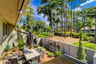 Hilton Head Island Condo/Townhouse For Sale: 40 Governors Road #2859