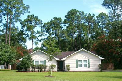Jasper County Single Family Home For Sale: 249 Heritage Woods Drive