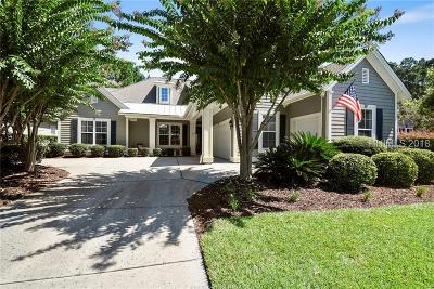 Bluffton Single Family Home For Sale: 11 Lansmere Place