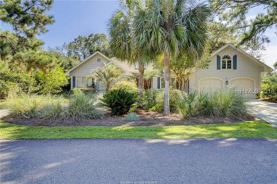 Moss Creek Single Family Home For Sale: 5 Spartina Point Drive