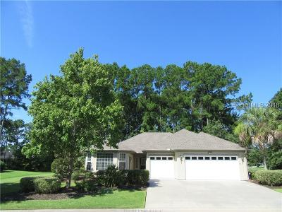 Single Family Home For Sale: 15 Cypress Hollow