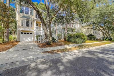 Hilton Head Island Single Family Home For Sale: 98 Victoria Square Drive