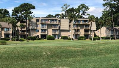 Hilton Head Island Condo/Townhouse For Sale: 10 Lighthouse Road #436