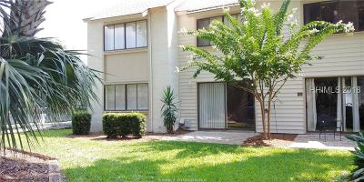 Beaufort County Condo/Townhouse For Sale: 25 Deallyon Avenue #147