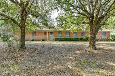 Jasper County Single Family Home For Sale: 3661 Grays Highway