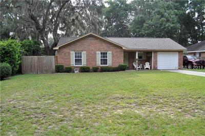 Port Royal Single Family Home For Sale: 2401 Grinkley Court