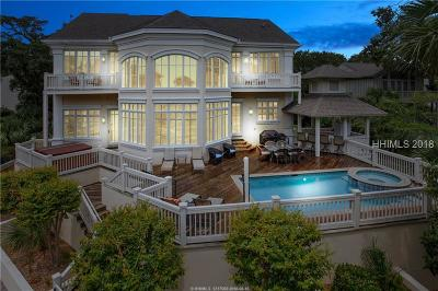 Hilton Head Island Single Family Home For Sale: 30 Knotts Way