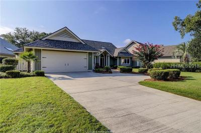 Beaufort County Single Family Home For Sale: 40 Old Fort Drive