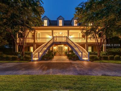 Hilton Head Island Single Family Home For Sale: 18 N Port Royal Drive