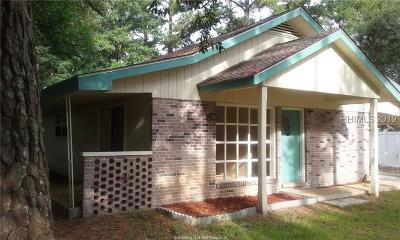 Jasper County Single Family Home For Sale: 1413 Grays Highway