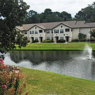Bluffton Condo/Townhouse For Sale: 897 Fording Island Road #2712