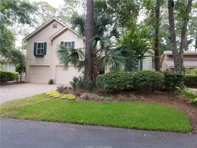 Hilton Head Island Single Family Home For Sale: 20 Wood Duck Court