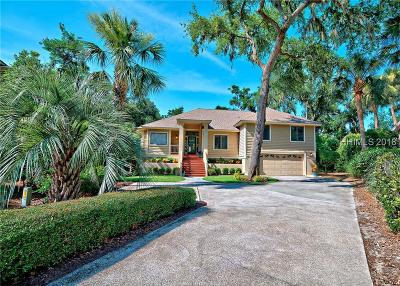 Beaufort County Single Family Home For Sale: 49 Haul Away