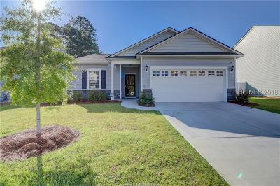 Bluffton SC Single Family Home For Sale: $295,000