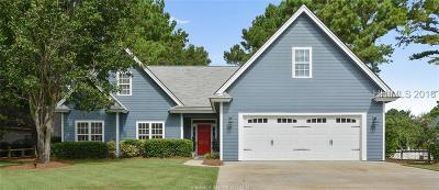 Bluffton SC Single Family Home For Sale: $484,900