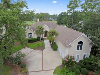 Palmetto Hall Single Family Home For Sale: 5 Club Manor