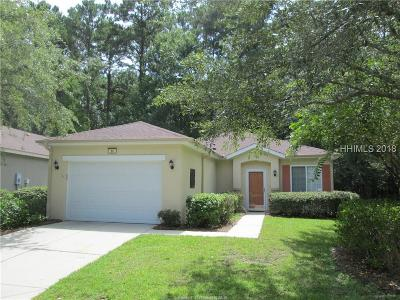 Bluffton SC Single Family Home For Sale: $184,900