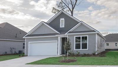 Bluffton SC Single Family Home For Sale: $279,990