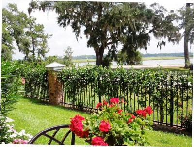 Beaufort Single Family Home For Sale: 72 Battery Creek Club Drive