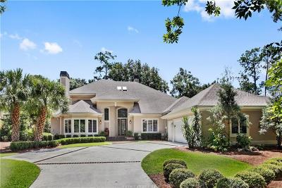 Colleton River Single Family Home For Sale: 3 Ashley Hall Drive