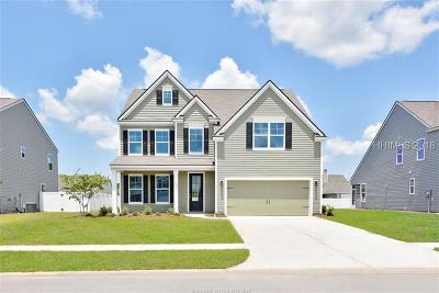 Bluffton SC Single Family Home For Sale: $340,990