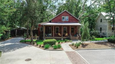 Old Town Bluffton Single Family Home For Sale: 5733 Guilford Place
