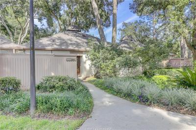 Beaufort County Condo/Townhouse For Sale: 62 Plantation Drive #141A