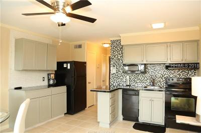 Hilton Head Island SC Condo/Townhouse For Sale: $178,000