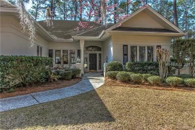 Beaufort County Single Family Home For Sale: 122 Summerton Drive