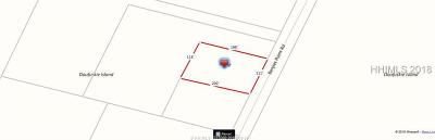 Historical Residential Lots & Land For Sale: 138 Benjies Point Road