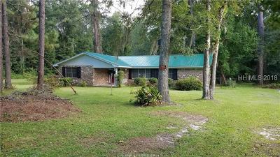 Jasper County Single Family Home For Sale: 118 Azalea Avenue