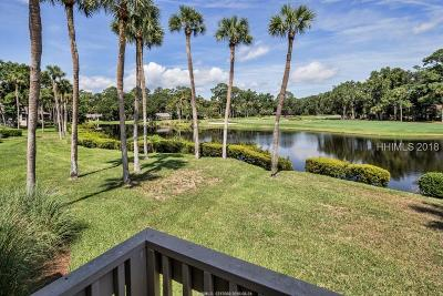 Beaufort County Condo/Townhouse For Sale: 108 N Sea Pines Drive #554